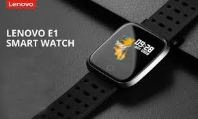 Lenovo E1 Smartwatch Full Specs Features and Price | GearBest Blog