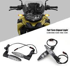 <b>KEMiMOTO</b> Motorcycle Turn Signal Lights For <b>BMW R1200GS</b> R ...