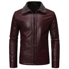 Winter velvet men casual coat cotton shirt <b>large size solid color</b> ...
