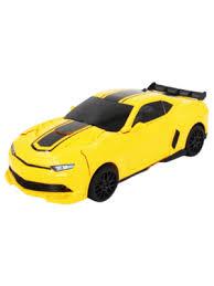 «Радиоуправляемый <b>робот</b>-трансформер <b>MZ</b> Chevrolet Camaro ...