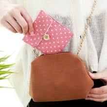 Мини-кошелек-органайзер <b>бумажник для кредитных карт</b> чехол ...