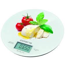 Купить <b>Весы кухонные Polaris PKS</b> 0835DG Caprese в каталоге ...