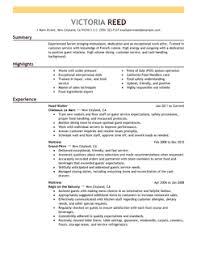 secretary resume example server resume example server resume food     Adoringacklesus Marvellous Free Resume Samples Amp Writing Guides       restaurant industry resume