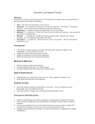 lab report outline science lab report template school ideas lab report format doc