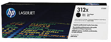 <b>Тонер</b>-<b>картридж HP 312X LaserJet</b> (CF380X) купить: цена на ...