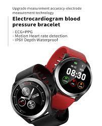 Congdi Z03 ECG PPG <b>Smart Watches</b> Men Blood Pressure Heart ...