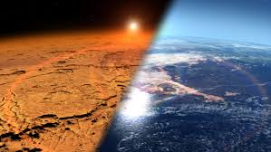 planet mars the red planet mars the fourth planet from the sun lost in how mars atmosphere evaporated away