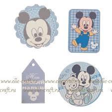 <b>Набор декоративных</b> украшений Микки Маус - <b>наш</b> милый малыш