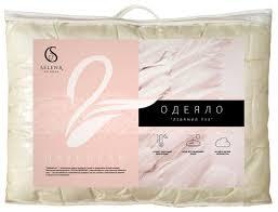 Купить <b>Одеяло Selena</b> Daydream, 140 х 205 см (бежевый) по ...