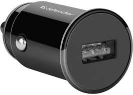 <b>Автомобильное зарядное устройство</b> 5V/1А <b>Defender</b> UCA-12 ...
