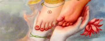 Image result for lotus feet of goddess lakshmi