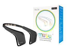 InteraXon <b>Muse black</b> EEG Headset - MindTecStore - Relaxation ...
