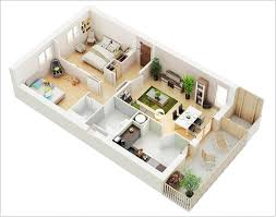 6 awesome 3d floor plans