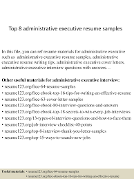 examples administrative resumes bilingual enterprise examples administrative resumes topadministrativeexecutiveresumesamples conversion gate thumbnail