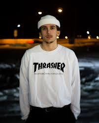 <b>Thrasher Mag</b> Longsleeve t-shirt | <b>Футболки</b>