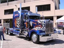 cool semi trucks peterbilt blue semi truck custom flame cool semi trucks peterbilt blue semi truck custom flame paint job