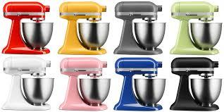 kitchen aid colors