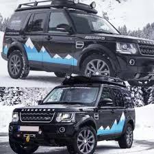 Product: <b>Graphics</b> Snow <b>Mountain Car</b> Sticker Side Skirt Decal For ...