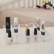 Mordoa Акриловая <b>косметическая</b> коробка для макияжа с 15 ...