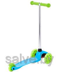 <b>Самокат Ridex 3D Zippy</b> 2.0 трехколесный (голубой), цена 55.50 ...