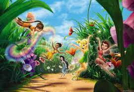 <b>Фотообои</b> на стену Komar <b>Disney Fairies</b> Meadow. <b>Фотообои</b> 8 ...