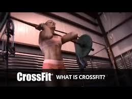 Что такое <b>кроссфит</b>?