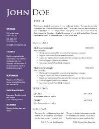 online resume builder free download online resume template html free online resume template download