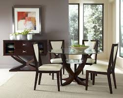 Dining Room Sets Glass Table 18 Sleek Glass Dining Tables Glamorous Glass Dining Room Sets