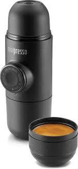 Ручная мини-кофемашина <b>WACACO Minipresso GR</b>, Black ...