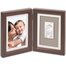 Рамочка <b>двойная Baby Art</b> шоколад артикул 34120107 купить в ...