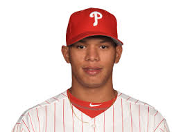 Cesar Hernandez. #16 2B; Bats: B, Throws: R; Philadelphia Phillies. Birth DateMay 23, 1990 (Age: 23); BirthplaceValencia, Venezuela; Experience1 year ... - 31130