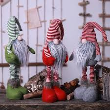 2019 NEW <b>Hot Sale christmas</b> decorations for home gnome ...