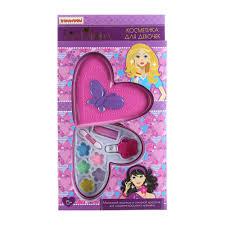Barbie Большой Игровой <b>набор детской декоративной косметики</b> ...