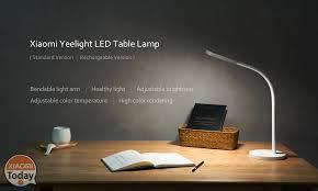 Код скидки - светодиодная <b>настольная лампа Xiaomi Yeelight</b> ...