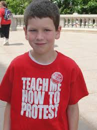 Image result for children protest