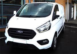 Brand <b>New 2019</b> Ford Transit <b>Custom</b> Trend - Turner Car and Van ...