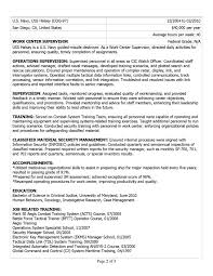 resume update services financial services sample resume page jpg