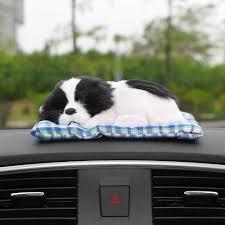 <b>Car</b> Ornament Lovely Plush Dog <b>Automotive Interior Decoration</b> ...