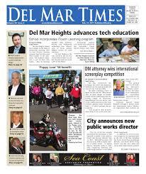 del mar times by mainstreet media issuu