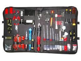 Купить <b>набор инструментов Gembird</b> TK-Elec (63 предмета) по ...