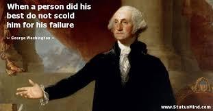 General George Washington Quotes. QuotesGram via Relatably.com