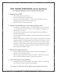 essay for exam tips for writing essay exams