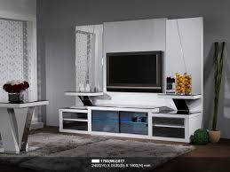 tv living wall modern unit