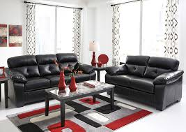 living room furniture miami: living room groups midnight sofa amp love seat