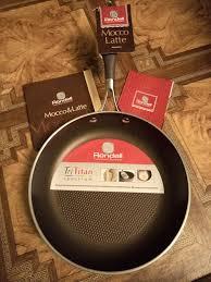 Обзор на <b>Сковорода Rondell</b> Mocco&Latte RDА-277, <b>26см</b>