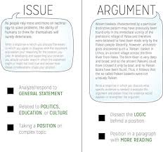 arguments essay how do i write a positionargument essay