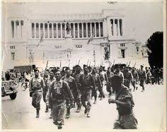 french troops in rome june 18th 1944 the famous french battalion pacifique cao office agoogle moscowa