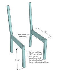 diy wood chair plans best wood for making furniture
