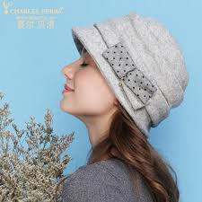 <b>Charles Perra</b> Brand Autumn Winter Women <b>Hats</b> NEW 2019 Wool ...