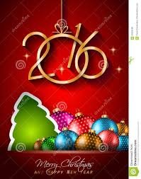 happy new year background for your christmas flyers stock 2016 happy new year background for your christmas flyers